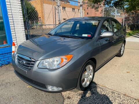 2010 Hyundai Elantra for sale at DEALS ON WHEELS in Newark NJ