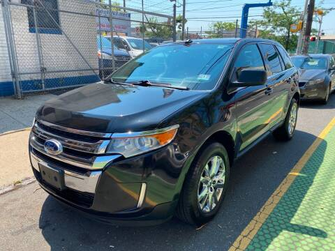 2011 Ford Edge for sale at DEALS ON WHEELS in Newark NJ