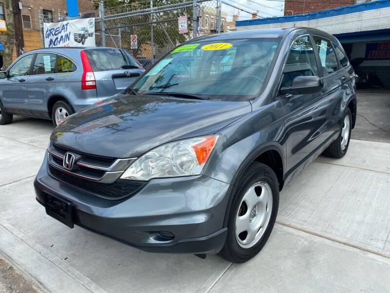 2011 Honda CR-V for sale at DEALS ON WHEELS in Newark NJ