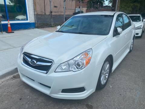 2012 Subaru Legacy for sale at DEALS ON WHEELS in Newark NJ