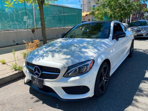 2017 Mercedes-Benz C-Class for sale at DEALS ON WHEELS in Newark NJ