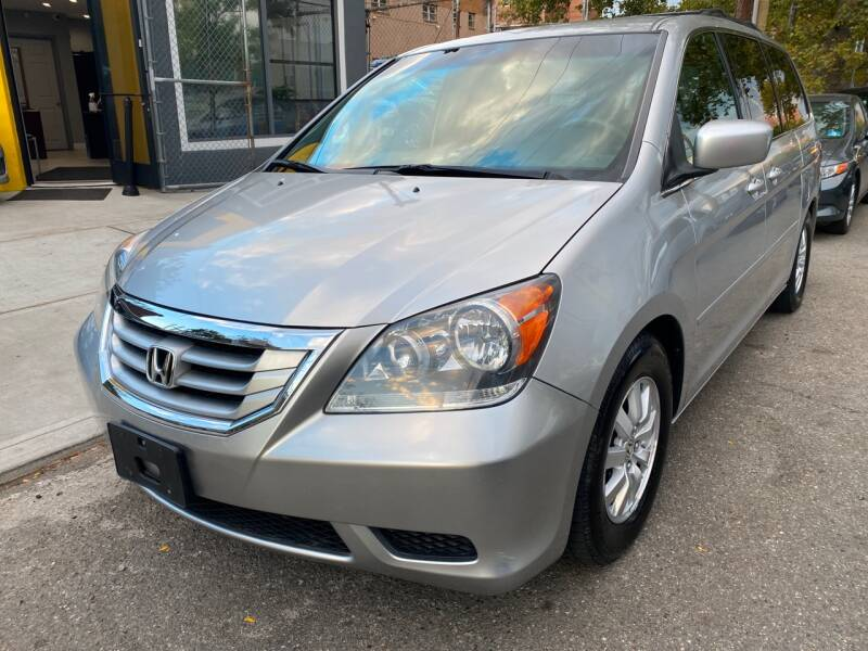2010 Honda Odyssey for sale at DEALS ON WHEELS in Newark NJ