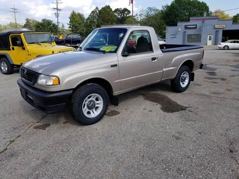 1998 Mazda B-Series Pickup