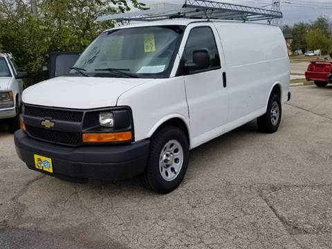 2012 Chevrolet Express Cargo for sale in Big Bend, WI