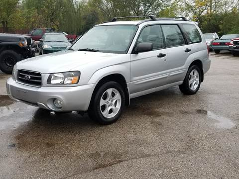 2003 Subaru Forester for sale in Big Bend, WI