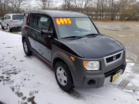 2004 Honda Element for sale in Big Bend, WI