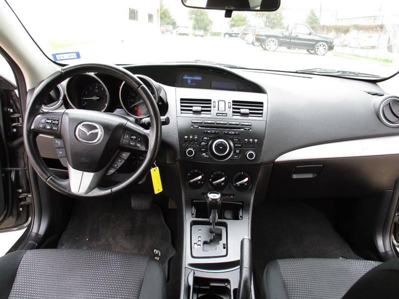 2012 Mazda MAZDA3 for sale at Import Auto Sales in Arlington TX