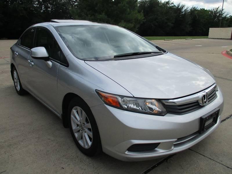 2012 Honda Civic for sale at Import Auto Sales in Arlington TX