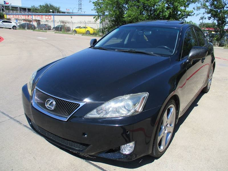 2007 Lexus IS 250 for sale at Import Auto Sales in Arlington TX