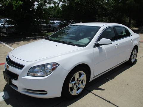 2009 Chevrolet Malibu for sale at Import Auto Sales in Arlington TX