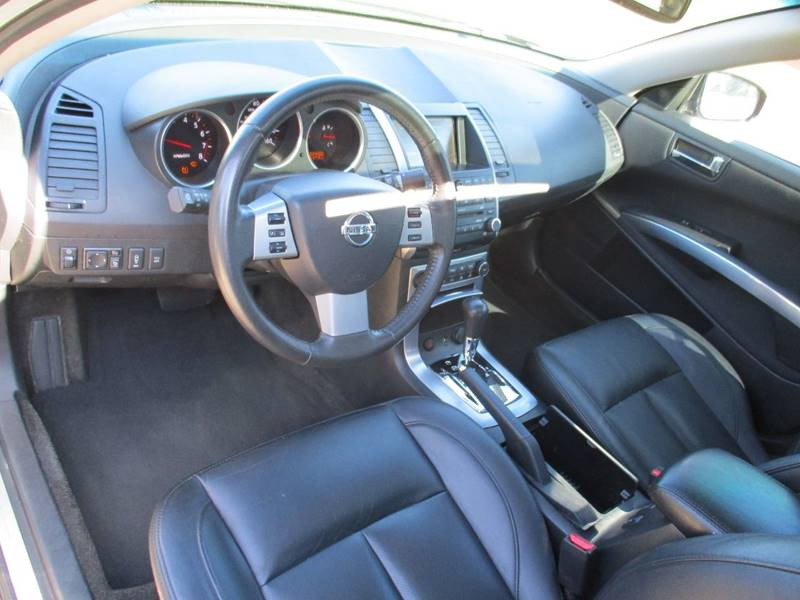 2008 Nissan Maxima for sale at Import Auto Sales in Arlington TX