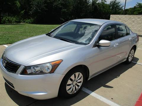 2010 Honda Accord for sale at Import Auto Sales in Arlington TX