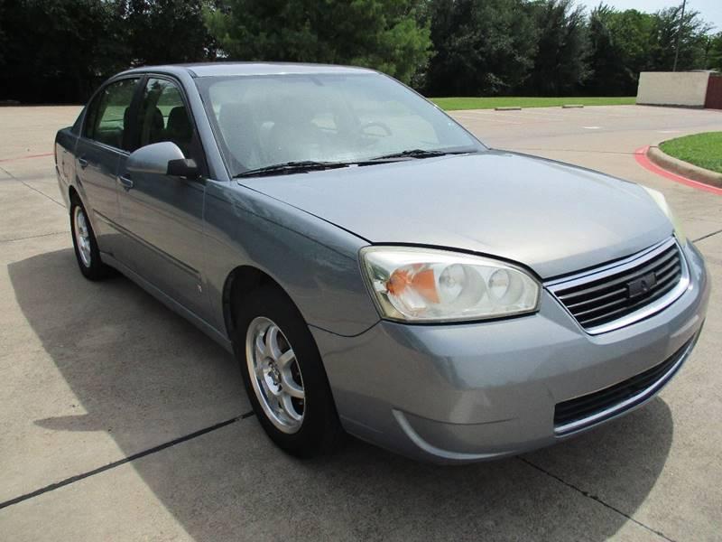 2007 Chevrolet Malibu for sale at Import Auto Sales in Arlington TX