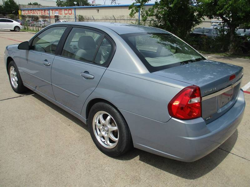 2007 Chevrolet Malibu for sale at Import Auto Sales in Arlington TX