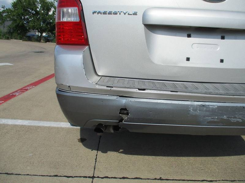 2006 Ford Freestyle for sale at Import Auto Sales in Arlington TX