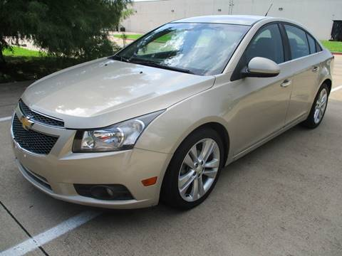 2011 Chevrolet Cruze for sale at Import Auto Sales in Arlington TX