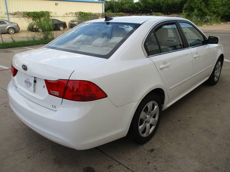 2009 Kia Optima for sale at Import Auto Sales in Arlington TX