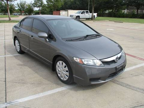 2011 Honda Civic for sale at Import Auto Sales in Arlington TX