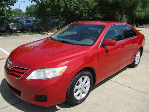 2009 Toyota Camry for sale at Import Auto Sales in Arlington TX