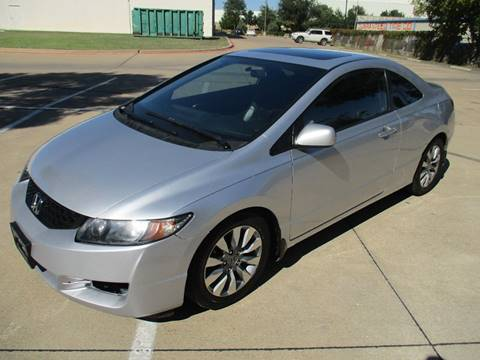 2009 Honda Civic for sale at Import Auto Sales in Arlington TX