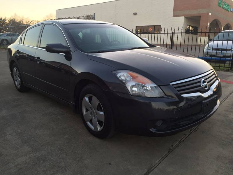 2007 Nissan Altima for sale at Import Auto Sales in Arlington TX