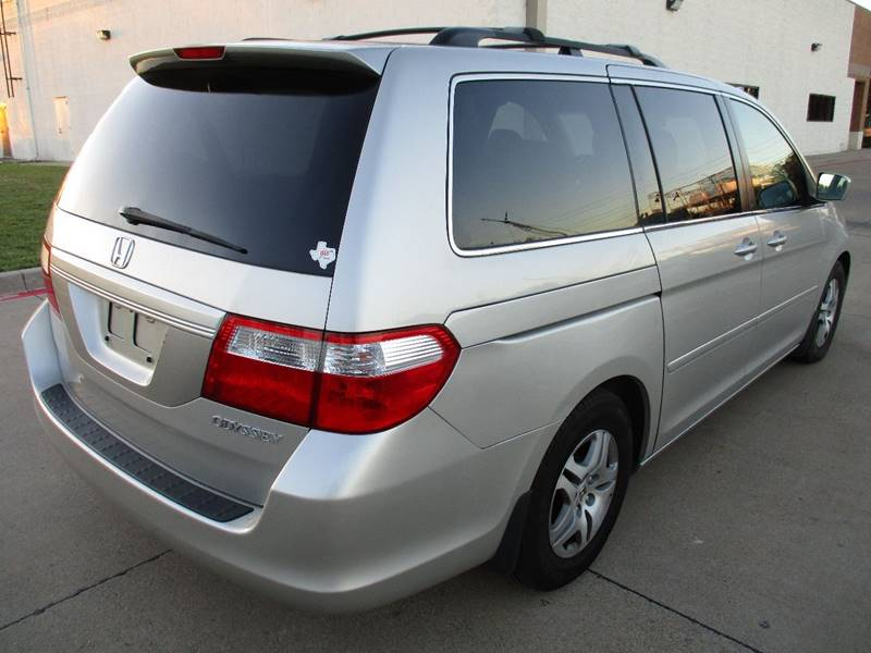 2005 Honda Odyssey for sale at Import Auto Sales in Arlington TX