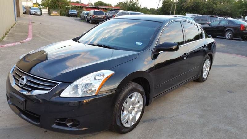 2011 Nissan Altima for sale at Import Auto Sales in Arlington TX