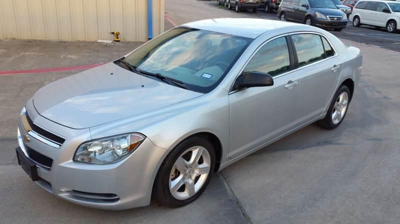 2009 Chevrolet Malibu for sale at Import Auto Sales in Arlington TX