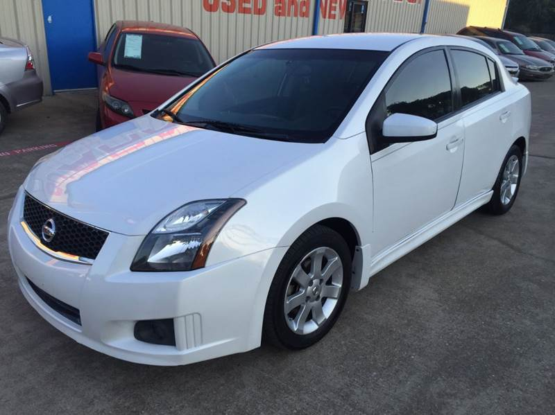2011 Nissan Sentra for sale at Import Auto Sales in Arlington TX