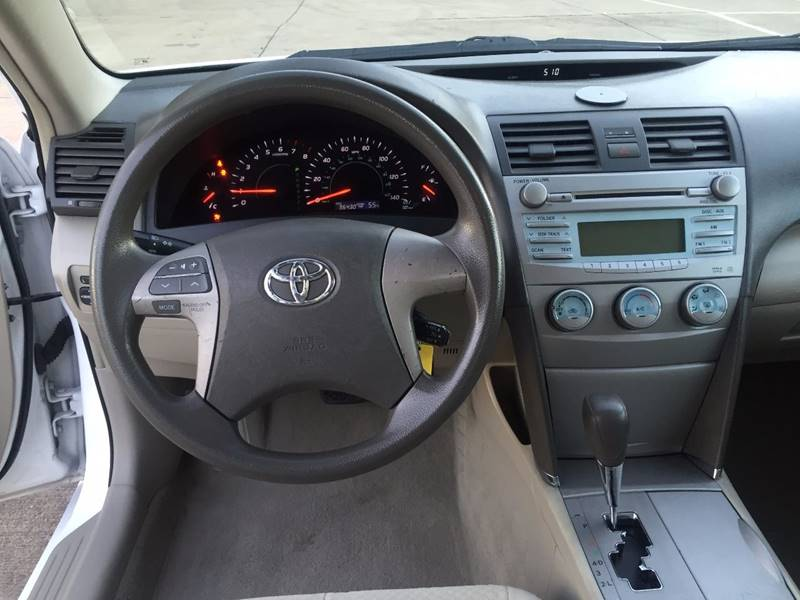 2008 Toyota Camry for sale at Import Auto Sales in Arlington TX