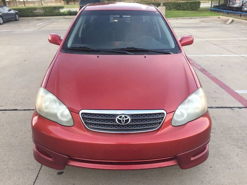 2008 Toyota Corolla for sale at Import Auto Sales in Arlington TX