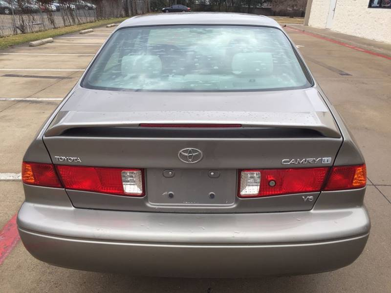 2001 Toyota Camry for sale at Import Auto Sales in Arlington TX