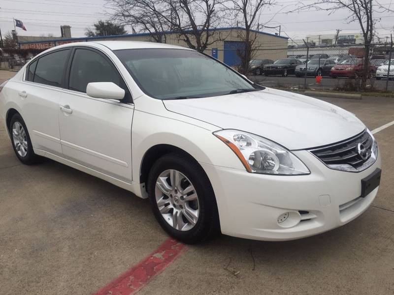 2012 Nissan Altima for sale at Import Auto Sales in Arlington TX