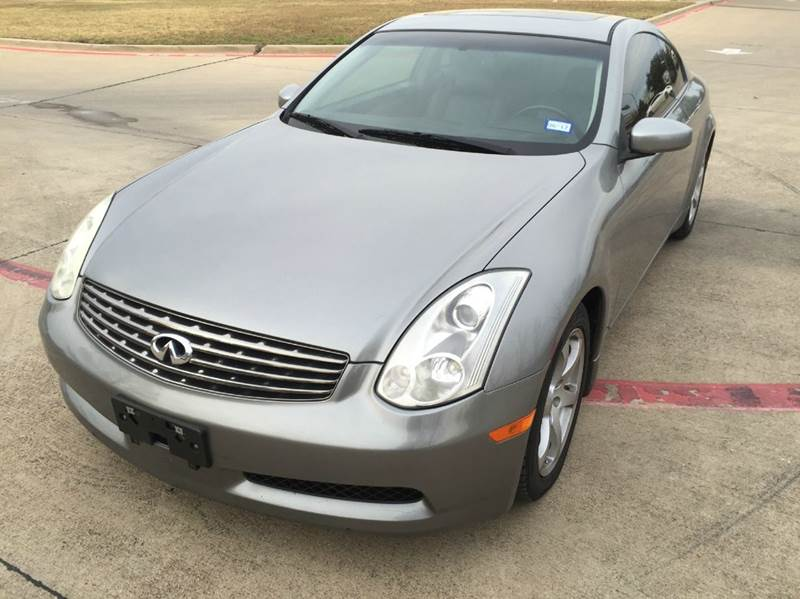 2007 Infiniti G35 for sale at Import Auto Sales in Arlington TX