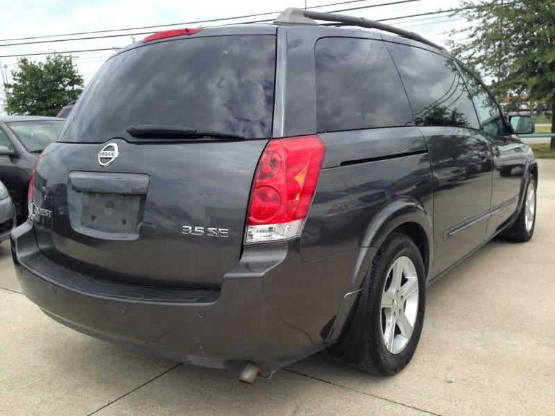2006 Nissan Quest for sale at Import Auto Sales in Arlington TX