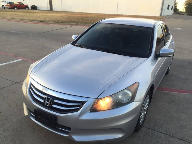 2011 Honda Accord for sale at Import Auto Sales in Arlington TX