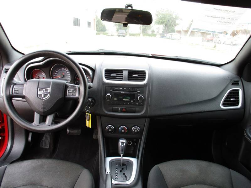 2013 Dodge Avenger for sale at Import Auto Sales in Arlington TX