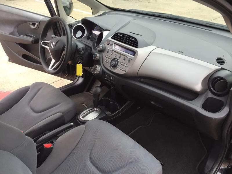 2012 Honda Fit for sale at Import Auto Sales in Arlington TX