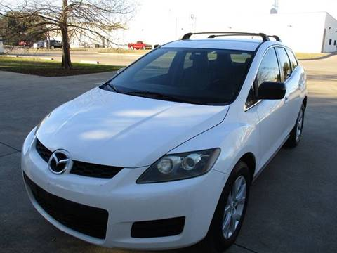 2007 Mazda CX-7 for sale at Import Auto Sales in Arlington TX