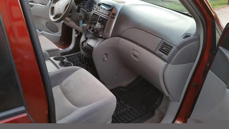 2007 Toyota Sienna for sale at Import Auto Sales in Arlington TX