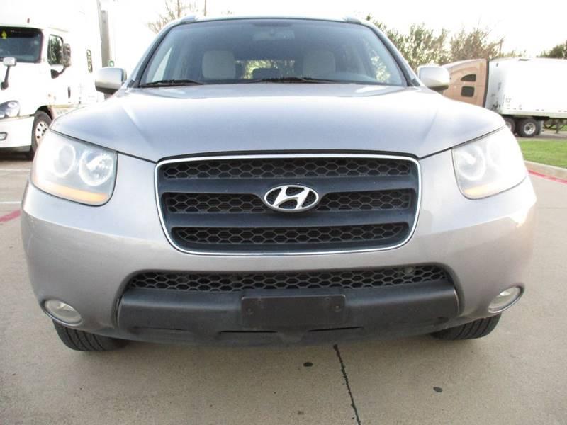 2008 Hyundai Santa Fe for sale at Import Auto Sales in Arlington TX