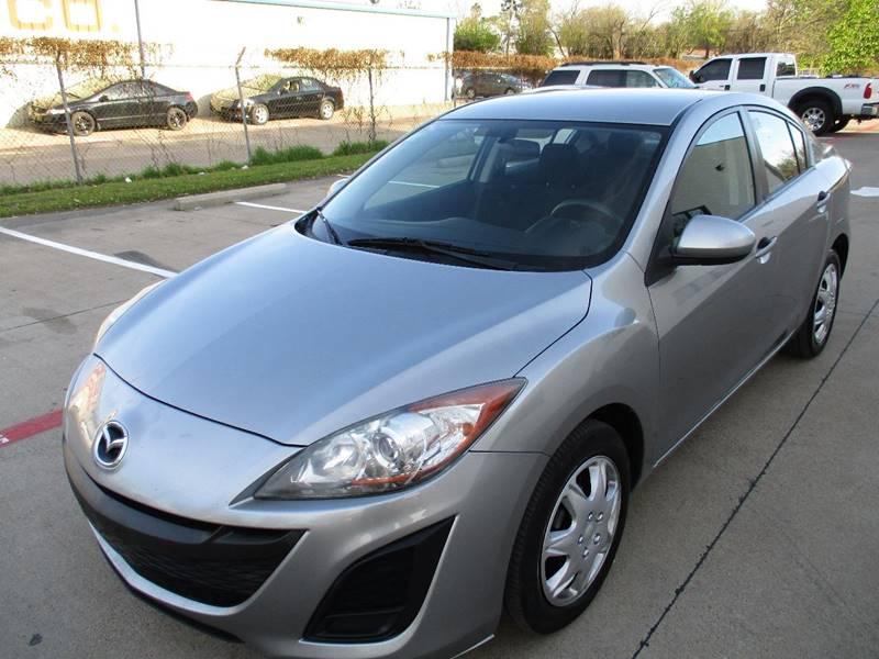 2011 Mazda MAZDA3 for sale at Import Auto Sales in Arlington TX
