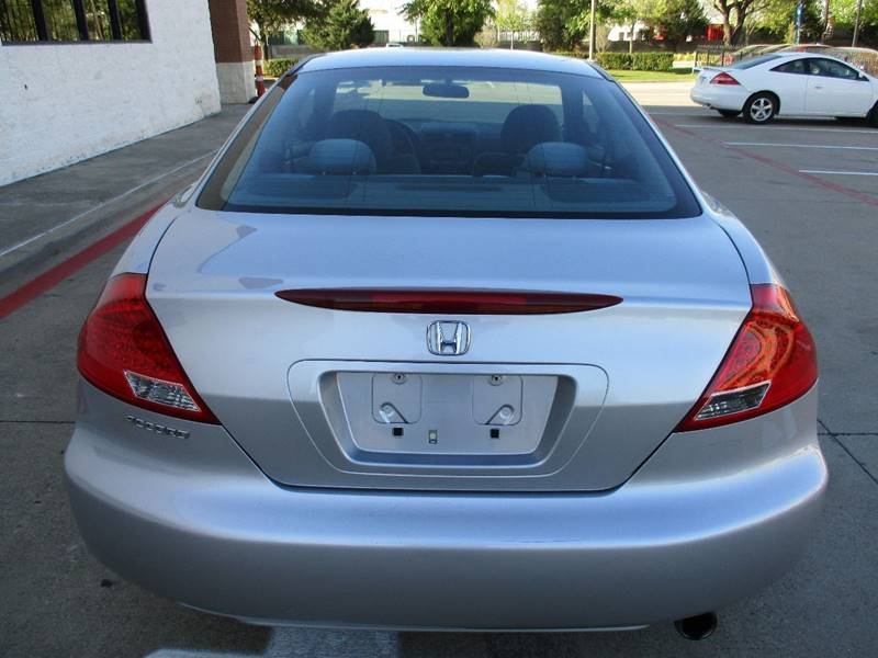 2007 Honda Accord for sale at Import Auto Sales in Arlington TX