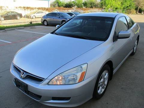 2007 Honda Accord for sale at Import Auto Sales in Arlington TX