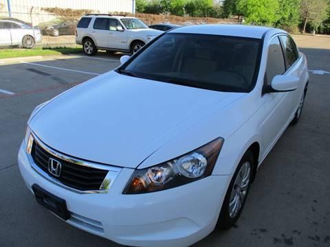 2010 Honda Accord for sale in Arlington, TX