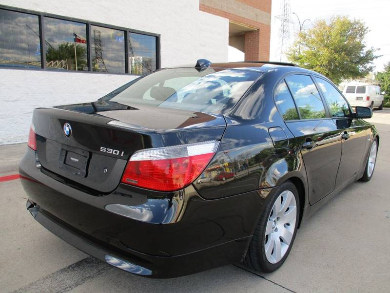 2005 BMW 5 Series for sale at Import Auto Sales in Arlington TX