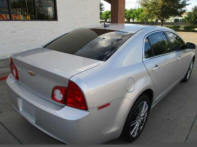 2011 Chevrolet Malibu for sale at Import Auto Sales in Arlington TX