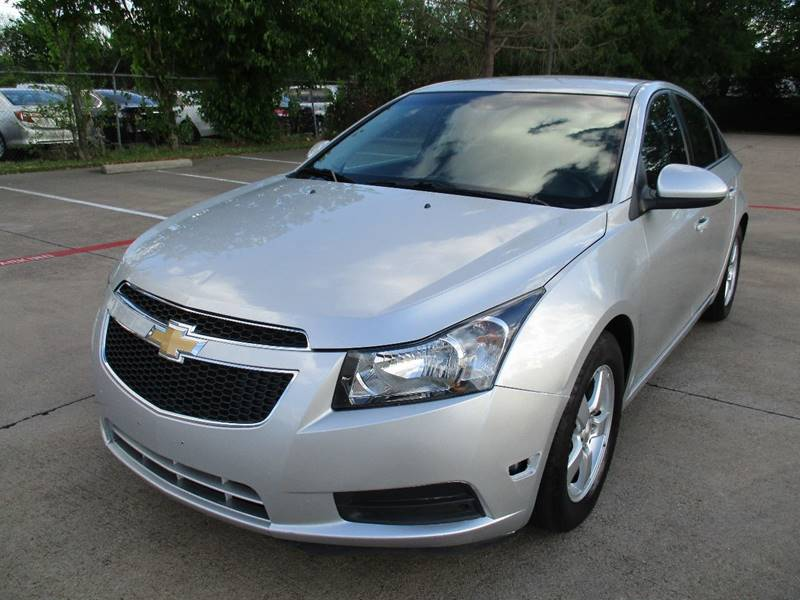 2014 Chevrolet Cruze for sale at Import Auto Sales in Arlington TX