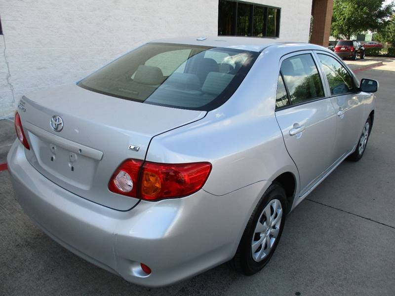 2009 Toyota Corolla for sale at Import Auto Sales in Arlington TX