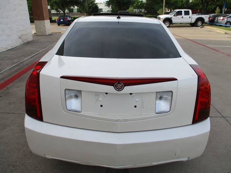 2007 Cadillac CTS for sale at Import Auto Sales in Arlington TX